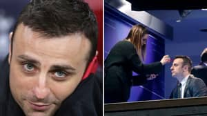 Story About Dimitar Berbatov In The Spurs Media Cafe Is Perfect