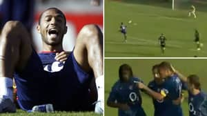 Thierry Henry Is Responsible For Scoring The Greatest 'Forgotton' Pre-Season Goal In Football History