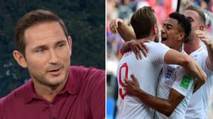 The Reason Why Frank Lampard Won't Feature As A Pundit For The Rest Of The World Cup