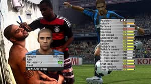 Remembering Adriano's 99 Shot Power By Reliving His Best Goals From Pro Evo 6