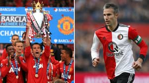Robin Van Persie Announces Retirement At The End Of The Season