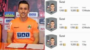 Sick FIFA Ultimate Players Cash In On The Tragic Death Of Josef Sural