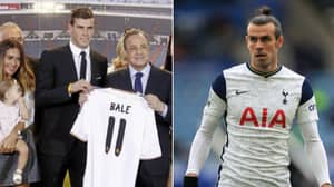 Tottenham Request Pre-Season Friendly Against Real Madrid Because Of Gareth Bale Clause