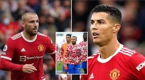 Luke Shaw Breaks Down The Difference Cristiano Ronaldo Has Made To United Off The Pitch
