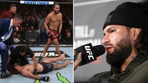 Jorge Masvidal's Brutal Response When Asked About A Rematch With Ben Askren