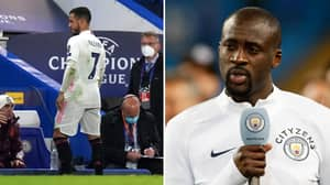 Yaya Toure Drops 2,100-Word Essay On Why 'Bums Are A Secret Weapon In Football' And It's Gone Viral