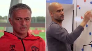 Jose Mourinho Takes Aim At Manchester City Over Classless Documentary