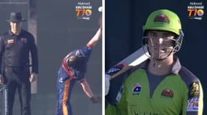 Sri Lankan Cricketer Kevin Koththigoda Has The Weirdest Bowling Action Ever