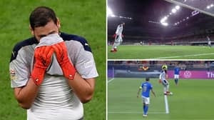 Every Gianluigi Donnarumma Touch Was Loudly Booed By His Own Fans During Italy's Defeat To Spain