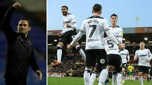 Derby Stage Incredible Late Comeback To Beat Norwich 4-3