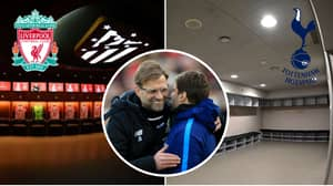 'Away' Liverpool Have Been Given The Home Dressing Room For Champions League Final
