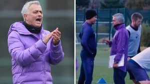 How Jose Mourinho Introduced Himself To The Tottenham Hotspur Squad