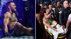 Conor McGregor Slams UFC Stars Over Lack Of Support Following Horror Injury