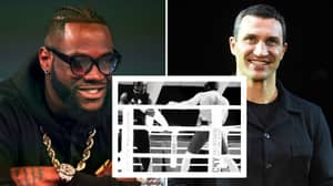 Deontay Wilder Revealed What Happened In Sparring With Klitschko After Whyte And Fury's Claims