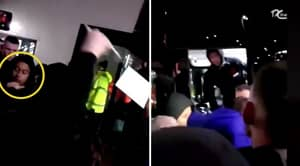 Video Emerges Of Man Utd Fans Abusing Jesse Lingard After Derby County Victory