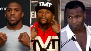 Revealed: The Top 10 Fighters Who Have Made The Most Money Per Punch In Boxing