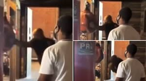 Mike Tyson Showcases His Terrifying Punching Power & Speed At 55 Years Old, He's A Genuine Freak