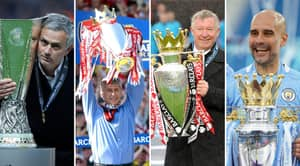Fans Were Asked Which Manager Was The Best In Their Primes - And There Was One Clear Winner