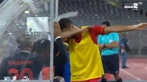 Saudi Arabian Footballer Facing Jail For Dabbing During A Match