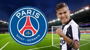 Paris Saint-Germain Have Made An Approach For Juventus Forward Paulo Dybala