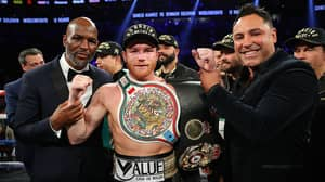Saul Canelo Alvarez Signs Richest Contract In Sport History With DAZN