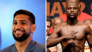 Amir Khan Still Wants To Fight Floyd Mayweather In 2020