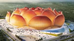 Guangzhou Evergrande Start Work On Insane 100,000 Capacity Stadium