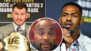 Daniel Cormier Predicts How A UFC Super-Fight Between Stipe Miocic And Jon Jones Would Play Out