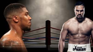 Anthony Joshua And Joseph Parker Have Agreed Terms For Unification Fight In 2018