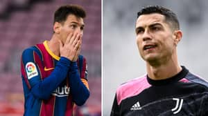 Barcelona President Joan Laporta Eyes Cristiano Ronaldo As His Dream Signing