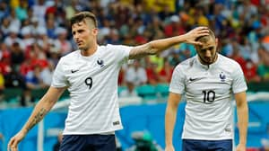 Karim Benzema Likes Instagram Post Taking The Piss Out Of Olivier Giroud
