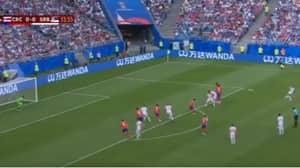 Watch: Aleksandar Kolarov Whips In Stunning Free-Kick Against Costa Rica