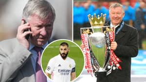 Michael Owen Reveals Karim Benzema Was The Reason He Signed For Manchester United