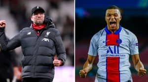 Kylian Mbappe Has A Preference To Move To Liverpool This Summer