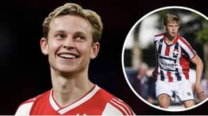 The Story Behind How Ajax Bought Frenkie De Jong For Just €1 In 'Bargain Of The Decade'