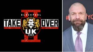 Triple H Talks Up Growth Of UK Brand Ahead Of NXT Takeover Blackpool II