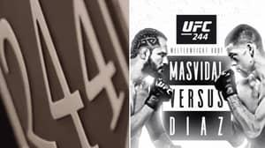 Dana White Teases BMF Title Ahead Of UFC 244