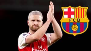 Barcelona Are Interested In Signing Arsenal Defender Shkodran Mustafi