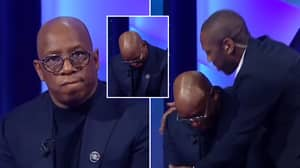 Arsenal Shatter Ian Wright's Heart, Club Legend Close To Tears During Pathetic Man City Performance