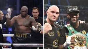 Dillian Whyte Reinstated As WBA Heavyweight Title Mandatory Challenger