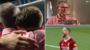 Jordan Henderson's Father Emotionally Discusses His Son's Liverpool Career In Documentary Trailer