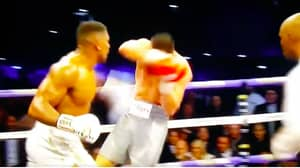 The Moment Anthony Joshua Produced Incredible 11th Round To TKO Wladimir Klitschko