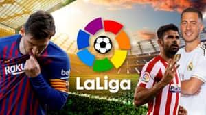 La Liga Won't Be Shown On UK Television After Week Four