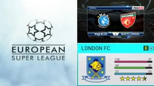 'Pro Evo Names For Premier League's Big Six' Hilariously Suggested As Punishment For European Super League Plans