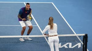 Nick Kyrgios Blows Up At Umpire After Net Technology Denies Him Two Aces In A Row