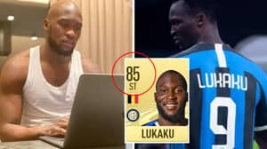 Romelu Lukaku Has A Theory Behind FIFA 21's Latest Player Ratings