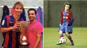 Sergi Samper Was Touted 'The Next Xavi' At Barcelona But His Career Just Hit All-Time Low