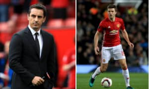 Gary Neville Names Four Of The Worlds Best Midfielders In Ideal Replacements For Carrick