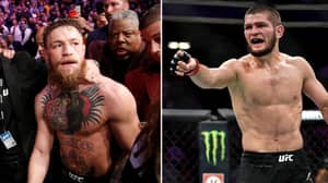"Khabib Nurmagomedov Issues Warning To Conor McGregor: ""His Shenanigans Won't Work"" In Abu Dhabi"