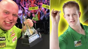 The Incredible Story Of How Michael Van Gerwen Became The Best Darts Player In The World